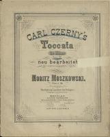 Carl Czerny's Toccata : in C dur : Opus 92