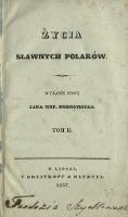 Historya J. K. Chodkiewicza wojewody wileńskiego, hetmana wielkiego W. Ks. Lit. T. 2