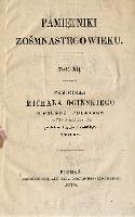 Pamiętniki Michała Ogińskiego o Polsce i Polakach : od roku 1788 aż do końca roku 1815. T. 4.
