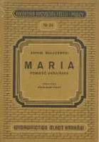 Maria : powieść ukraińska