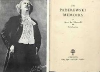 The Paderewski memoirs