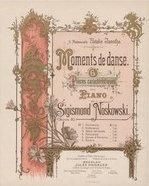Krakowiac [z cyklu:] Moments de dance : 6 pieces caractéristiques pour piano. Op. 40. No. 2