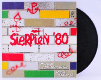 Image from object titled Płyta Sierpień '80