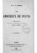Les amoureux de Sylvia : roman anglais / Mrs L. E. Gaskell ; traduit avec l'autorisation de l'auteur par E. D. Forgues