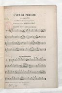 L'Art de phraser sur la flûte, 100 mélodies classiques et populaires