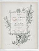 Escola de rabeca, methodo completo e progressivo, adoptado no Conservatorio de musica de Paris, por D. Alard,... (Ediçao augmentada)