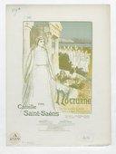 Nocturne sur des motifs d'Hellé, opéra d' Alphonse Duvernoy : [pour piano] / par Camille Saint-Saëns