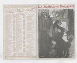 Ballade du désespéré / poésie de Henry Mürger ; musique de Marcel Legay