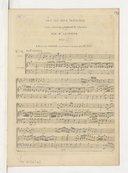 Duo des Deux prétendus / avec accompagnement de clavecin par Mr. Lachnith