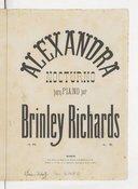 Alexandra : nocturno : ob. 81 / Brinley Richards