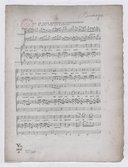Air du Faux serment, accompagnement de piano forte par L. Jadin fils