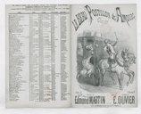Le beau postillon des amours : chanson / paroles de Edmond Martin ; musique de E. Ouvier
