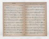 Boléro / poésie de Alfred de Musset ; musique de Francis Thomé