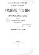 """Concordance des prophéties de Nostradamus avec l'Apocalypse, ou L'Apocalypse interprétée par Nostradamus : faisant suite à """"L'Histoire prédite et jugée"""", par le même auteur... / recherches et commentaire par H. Torné-Chavigny"""