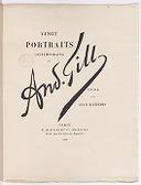 Vingt portraits contemporains / par André Gill ; notice par Jean Richepin