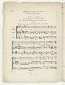 Marche du Siège de Lille du théâtre de la rue Faydeau ou le pas redoublé des Bordelais, avec accompagnement de piano ou harpe. Paroles du Cn Piis...