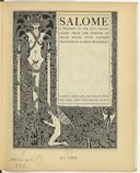 Salome, a tragedy in one act / translated from the french of Oscar Wilde ; with sixteen drawings by Aubrey Beardsley