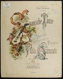 Spanische Tänze : für Violine mit Begleitung des Pianoforte... Op. 23. [3], Drittes Heft N° 5 : Playera, N° 6. Zapateado / von Pablo de Sarasate
