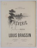 Rêverie pour le piano. Op. 19