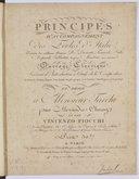 Principes d'accompagnement des écoles d'Italie extraits des meilleurs auteurs, Leo, Durante, Fenaroli, Sala, Azopardi, Sabbadine, le p. Martini et autres