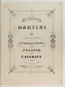 2 Transcriptions sur la Capricciosa corretta n° 2. Polacca [pour piano]