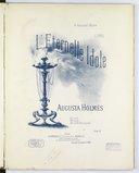 L'éternelle idole : [N° 3 pour ténor (ton original)] / Augusta Holmès