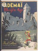 Adémaï au Moyen âge . Illustrations de Moallic