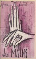 Les mains : histoires extraordinaires / Sylvain Latour ; [couverture de Bernard Buffet]