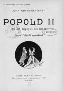 Popold II, roi des Belges et des belles devant l'objectif caricatural / John Grand-Carteret