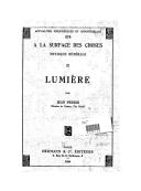 Lumière / par Jean Perrin,...