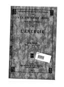 L'énergie / par Jean Perrin,...