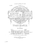 Gavotte de Mignon : transcription libre de concert pour piano / par Beniamino Cesi,... ; [d'après l']opéra d'Ambroise Thomas ; [orn. par] E. Buval