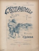 Campanella : bluette pour piano / par Miscel Chiesa ; [ill. par] Grégoire