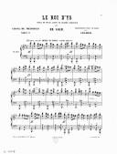 Choix de mélodies. 19, Le roi d'Ys : choix de mélodies. Suite I / transcrites pour le piano par Cramer ; [d'après l']opéra en trois actes et quatre tableaux de Ed. Lalo ; [orn. par Æ]