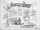 Mademoiselle Asmodée : [suite de] valse[s] pour piano : à 2 mains / par Cramer ; [d'après l']opéra-comique en 3 actes, musique de Paul Lacome et Victor Roger