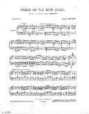 """Fantaisies-transcriptions pour piano. , Pâris ou """"Le bon juge"""" : fantaisie [pour] piano / André Crémer ; [d'après l']opérette en 2 actes de Claude Terrasse"""