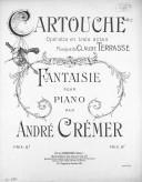 Fantaisies-transcriptions pour piano. , Cartouche : fantaisie pour piano / par André Crémer ; [d'après l']opérette en trois actes, musique de Claude Terrasse ; [ill. par] A. T.
