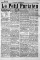 Le Petit Parisien - 1878-05-25