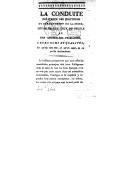 La conduite politique des électeurs du Département de la Seine, dévoilés aux yeux du peuple et des assemblées primaires ; leurs noms et qualités, ce qu'ils ont été, ce qu'ils sont, et ce qu'ils deviendront ([Reprod.]) /...