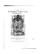 Livre de perspective de Jehan Cousin, senenois, maistre painctre à Paris ([Reprod.]) / Jean Cousin