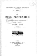 Les jeunes francs-tireurs / A. Henty ; ouvrage traduit de l'anglais avec l'autorisation de l'auteur par Mme L. Rousseau