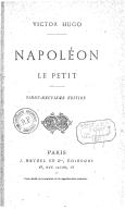 Napoléon le Petit (29e édition) / Victor Hugo