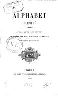 Alphabet illustré / cinquante vignettes dessinées par Karl Girardet et Werner ; gravées par Piaud