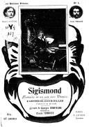 Sigismond : fantaisie en un acte avec choeurs ; Panthéon-Courcelles : fantaisie en un acte / livret de Georges Courteline ; musique de Claude Terrasse