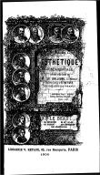 Esthétique fondamentale / Ch. Lacouture,... ; précédée d'une lettre de M. Eug. Guillaume,...