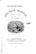 Les quatre filles du docteur Marsch / d'après L. M. Alcott, par P.-J. Stahl ; dessins de A. Marie