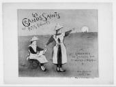 Les grands saints des petits enfants : légendes en images / par Et. Moreau-Nélaton