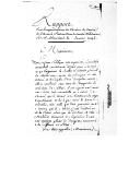 Rapport sur l'organisation du service de santé de l'armée, fait au nom du Comité militaire par M. Blanchard ([Reprod.])