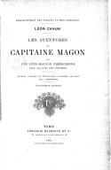 Les aventures du capitaine Magon, ou Une exploration phénicienne mille ans avant l'ère chrétienne (4e édition) / Léon Cahun ; ouvrage illustré... par P. Philippoteaux