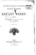 Enfant perdu, 1814 (4e édition) / Gustave Toudouze ; ouvrage illustré de 50 gravures d'après les dessins de J. Le Blant